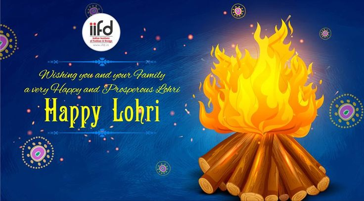 May the joyous festival, Bring immense merriment, To you and your family #Happy_Lohri  #IIFD #Festival  For #Admission_Process Call @+91-9041766699 OR Visit @ www.iifd.in/  #iifd #best #fashion #designing #institute #chandigarh #mohali #punjab #design #admission #india #fashioncourse #himachal #InteriorDesigning #msc #creative #haryana #textiledesigning