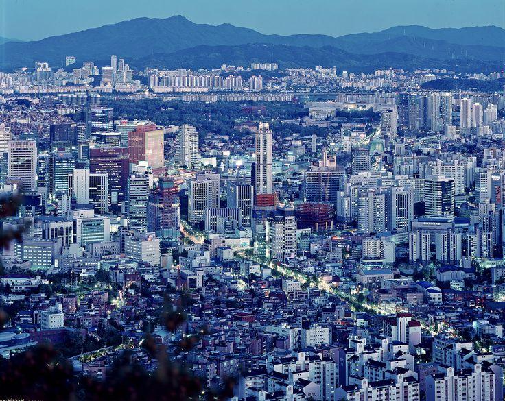 From Inwangsan @800mm