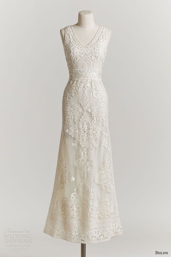 BHLDN Spring 2015 Wedding Dresses | Wedding Inspirasi
