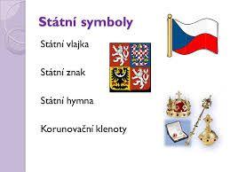 Výsledek obrázku pro státní symboly pracovní list