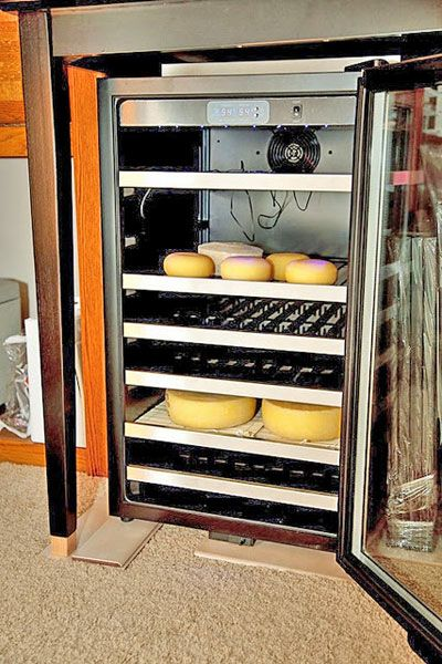 All sorts of tips for making cheese