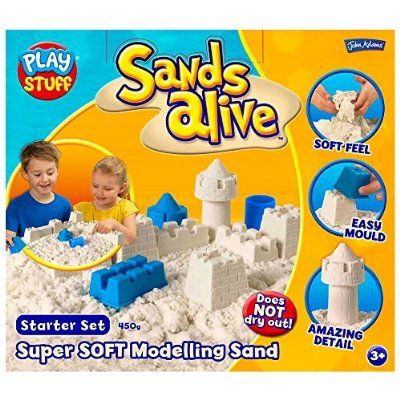 John Adams Sands Alive Starter Set
