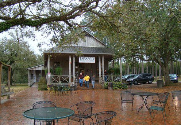 Tabasco Country Store Avery Island New Iberia Louisiana