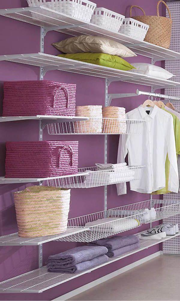 40 best Begehbarer Kleiderschrank images on Pinterest Walk in - begehbarer kleiderschrank modular system