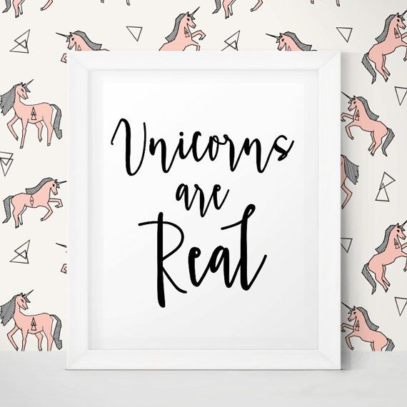Teen Girl Gifts Unicorn Dorm Decor Best Friend Gift by LittleWants