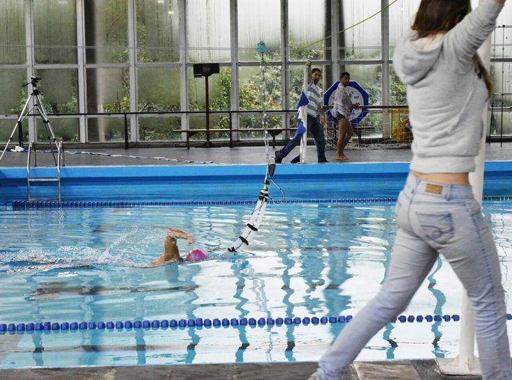 VO2 Kinetics in swimming with #aquatrainer snorkel #ESEFID Universidade Federal do Rio Grande do Sul UFRGS (Porto Alegre, Brazil)