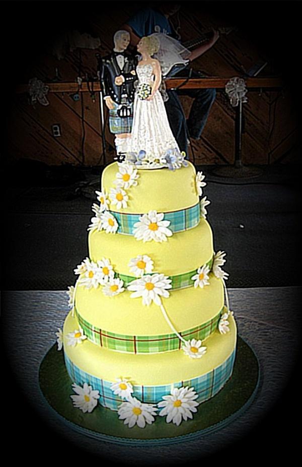 Wedding Cakes Fraserburgh