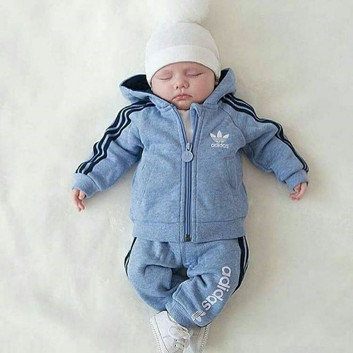 Free Shipping Winter Baby Clothes Baby Boy Fashion Adidas Baby