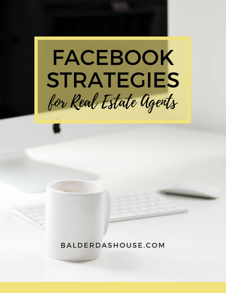 FREE DOWNLOAD - 9 Facebook Strategies that WILL increase traffic & engagement on your #realestate Facebook page.  Get it here > https://app.convertkit.com/landing_pages/119991?v=6