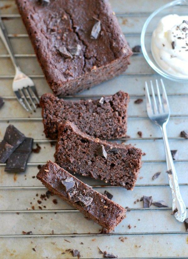 Glutenfri chokladkaka, utan tillsatt socker