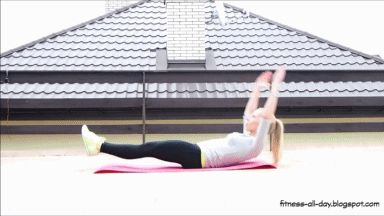 Ćwiczenia na dolne partie mięśni brzucha