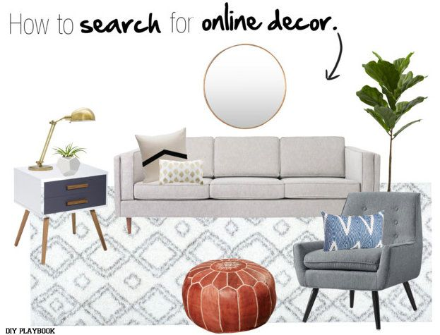 Here Are Tips U0026 Tricks To Show For Furniture And Home Decor Online. No  Returns