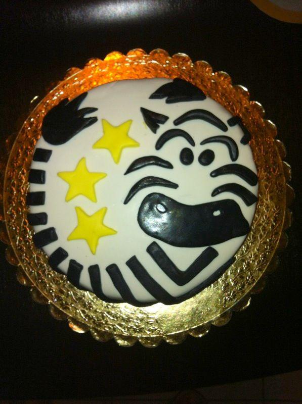 Juventus  - Cake Design