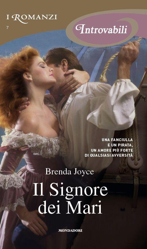 7. Il Signore dei Mari - Brenda Joyce