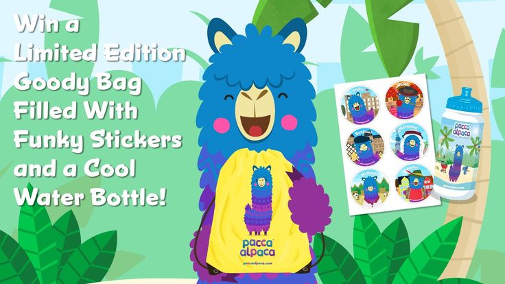 ****FLUFFY COMPETITION TIME*** Tune in on Saturday 25th June to be in with a chance to WIN one of 20 LIMITED EDITION GOODY BAGS!!!