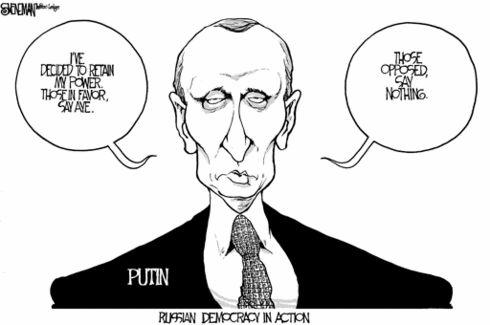 Russia & Syria – Ass Saving Diplomacy