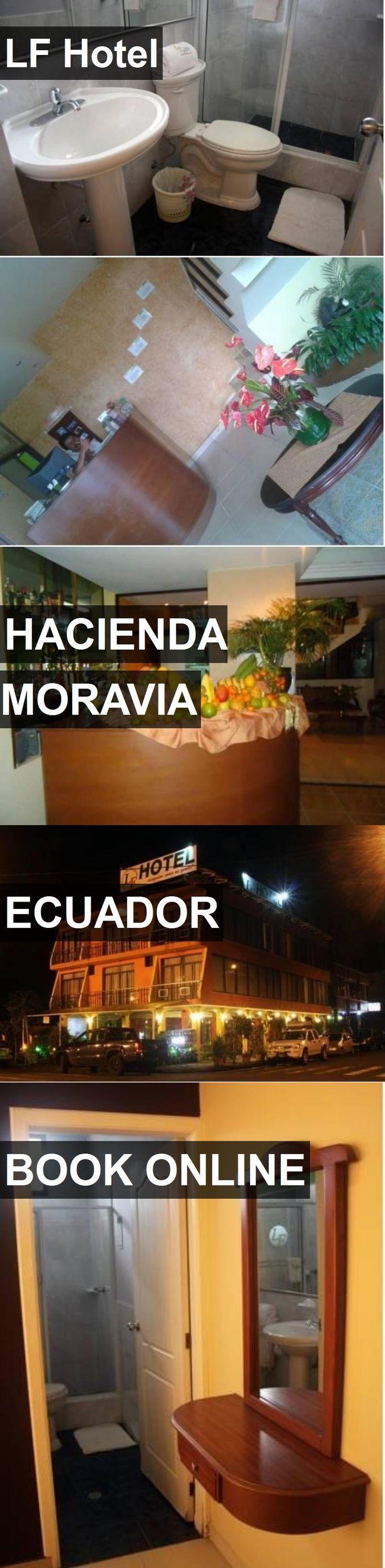 LF Hotel in Hacienda Moravia, Ecuador. For more information, photos, reviews and best prices please follow the link. #Ecuador #HaciendaMoravia #travel #vacation #hotel
