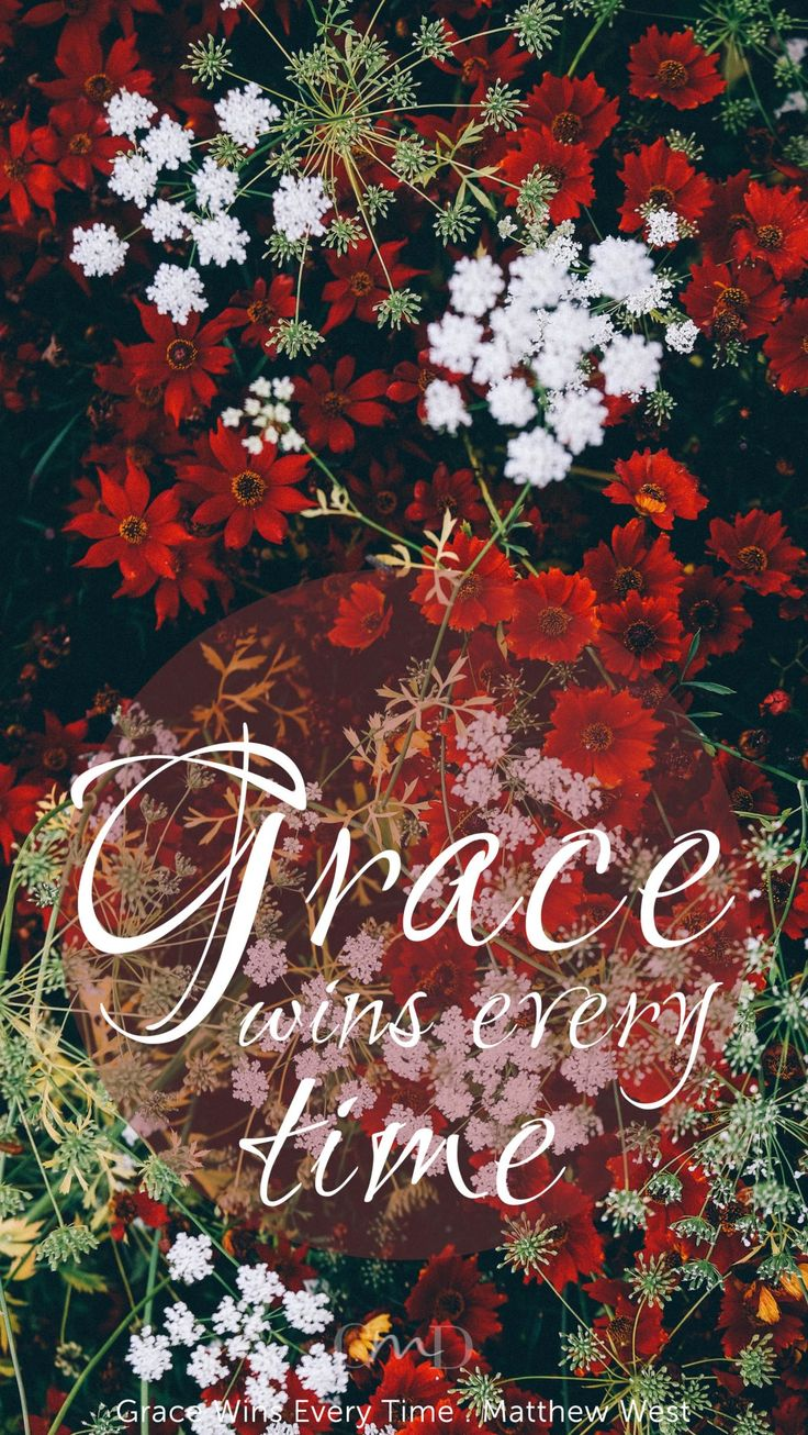 Grace Wins Every Time by Matthew West, Christian music lyrics at ChristianMusicDaily.org