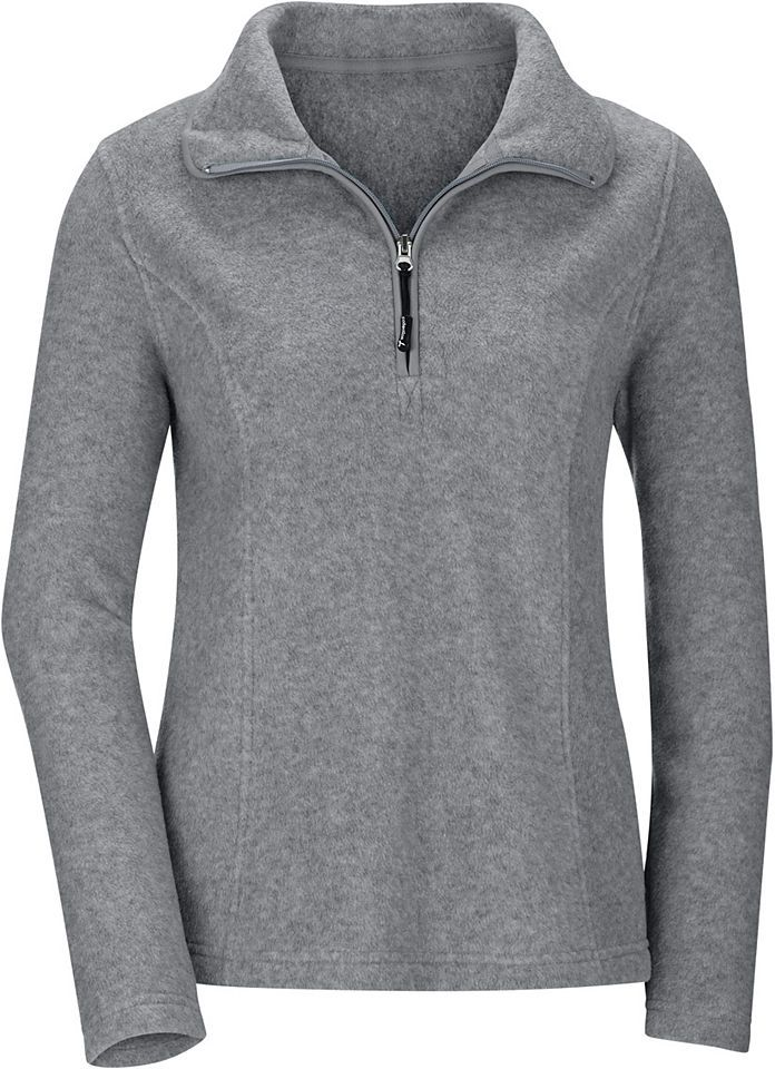 Collection L. Fleece-Shirt mit Troyerkragen Jetzt bestellen unter: https://mode.ladendirekt.de/damen/bekleidung/pullover/troyer/?uid=ca81a68a-1238-5973-a43e-5cf89177fe8b&utm_source=pinterest&utm_medium=pin&utm_campaign=boards #hals #pullover #troyer #bekleidung