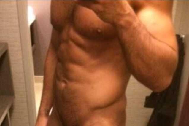 wwe male wrestler nude