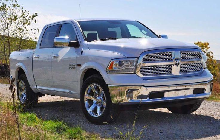 Hit the wheels on a new 2015 Dodge Ram 1500. It's Diesel