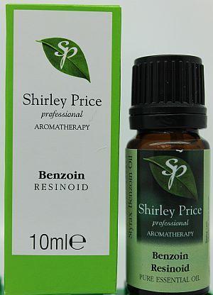Benzoin Resinoid Oil