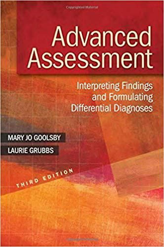 Advanced Assessment Interpreting Findings 3rd Edition