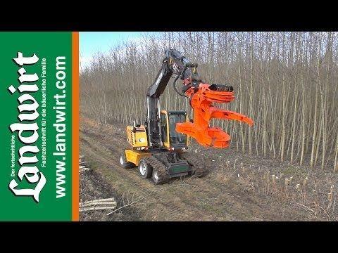 Energieholz Feldtag in Bad Füssing