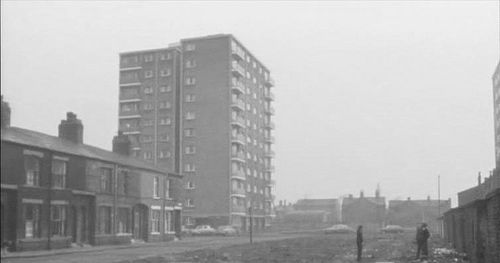 Image result for salford in the 60s