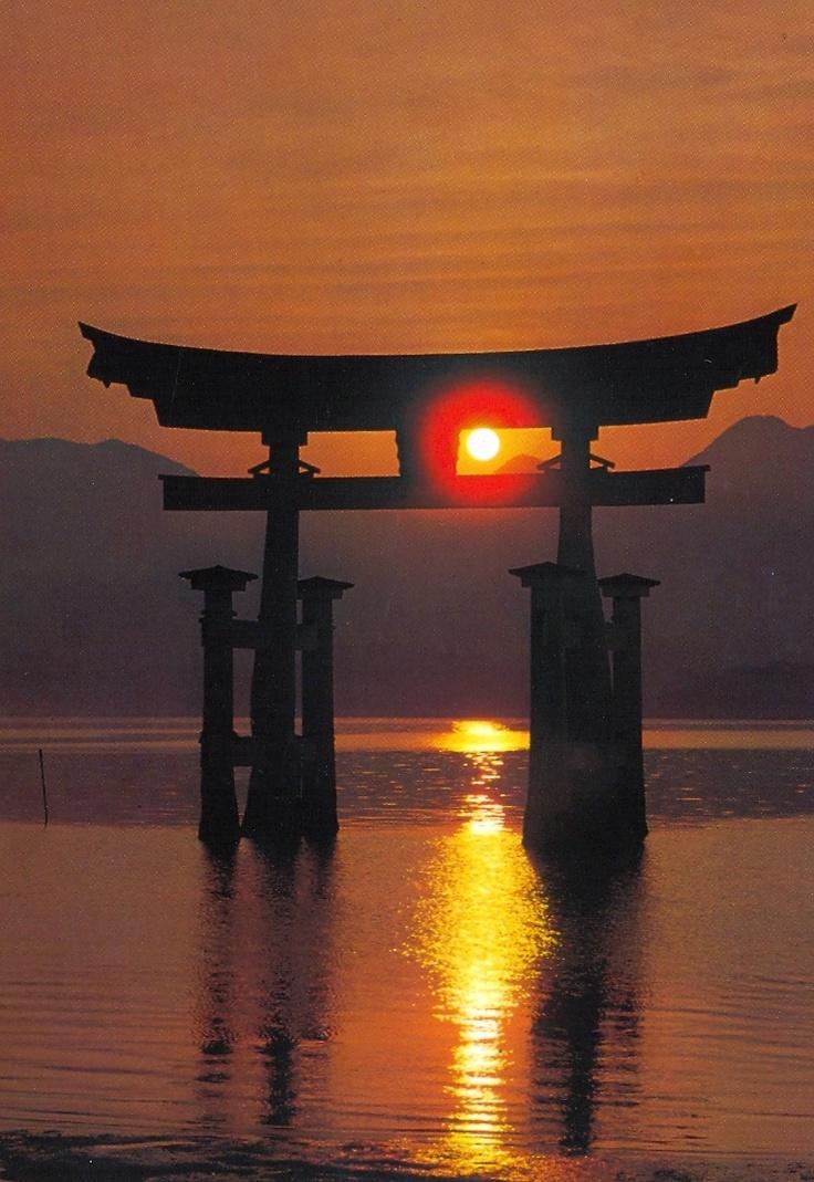 Tori Gate Japan
