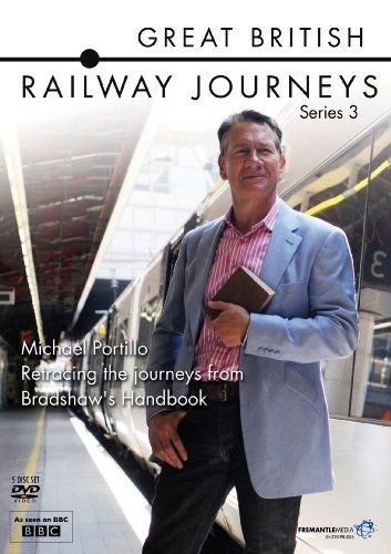 Great British Railway Journeys (Series 3) (2012)