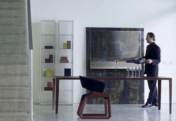 Outline Designer: Transparent TV Concept By Michael Friebe – Kat Go
