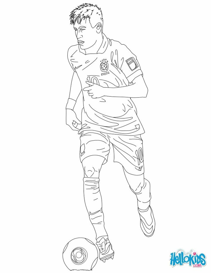 38 best voetbal images by vee on Pinterest | Coloring sheets ...