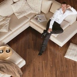 Quick-Step Eligna U1043 Oiled Walnut Laminate Flooring