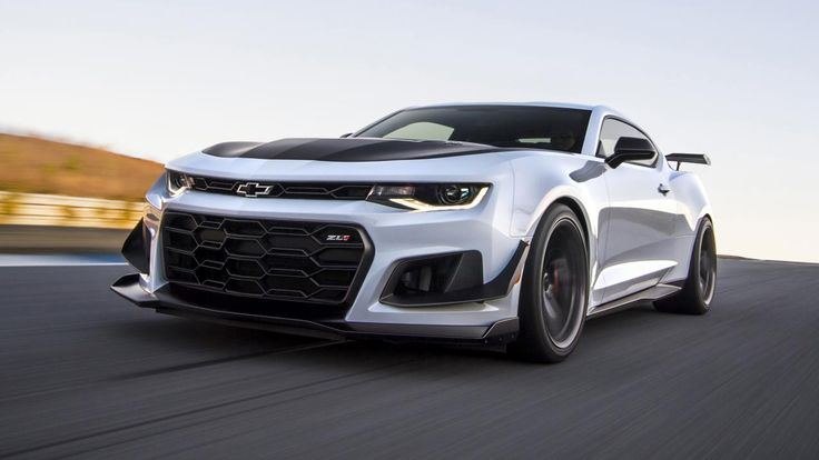 Chevy's new track pack adds even more anger to an already angry car