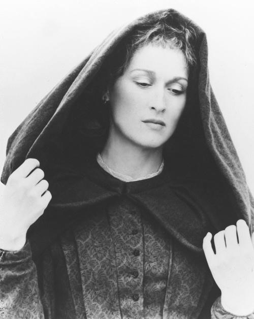 Meryl Streep - The French Lieutenant's woman (1981)