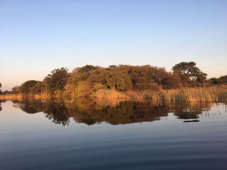 Kwando river, Caprivi, Namibia