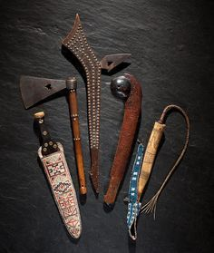 American Indian Weapons