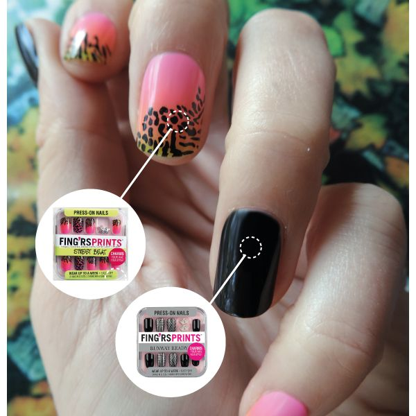 169 best fingrs prints images on pinterest prints photos and take your knottygirl nails up a notch for manicuremonday mix em with prinsesfo Image collections