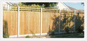 Panels | R.M. Smith Fencing Ltd - Fencing Dorset/Gates/Railing/Panel Fencing/Palisade/Chain Link Fencing/Close Board Fencing