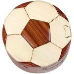 Soccer Ball  Secret Wooden Puzzle Box ** Check out this great product.