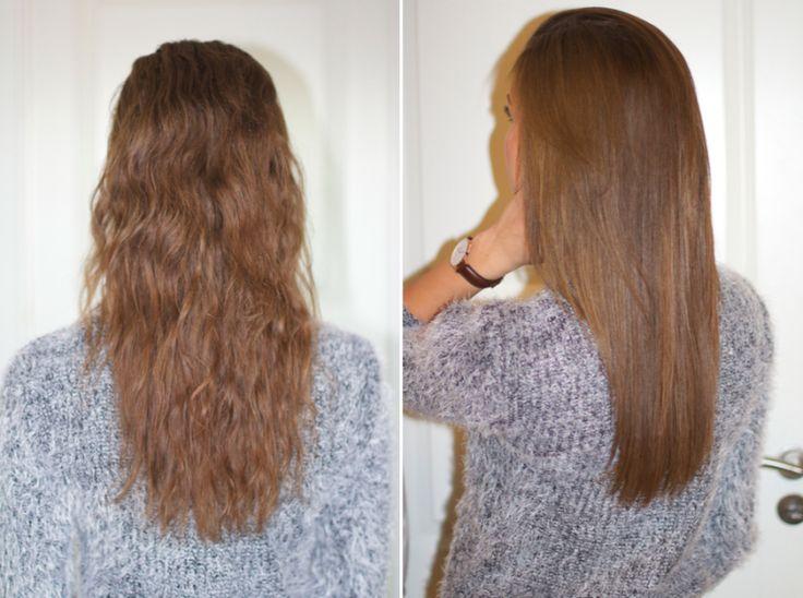 Hårbehandling hos Bjuti hårstudio (L e a n d r a)