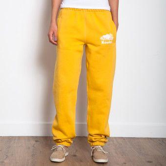 Pocket Original Sweatpant | Womens Bottoms Sweatpant | Roots