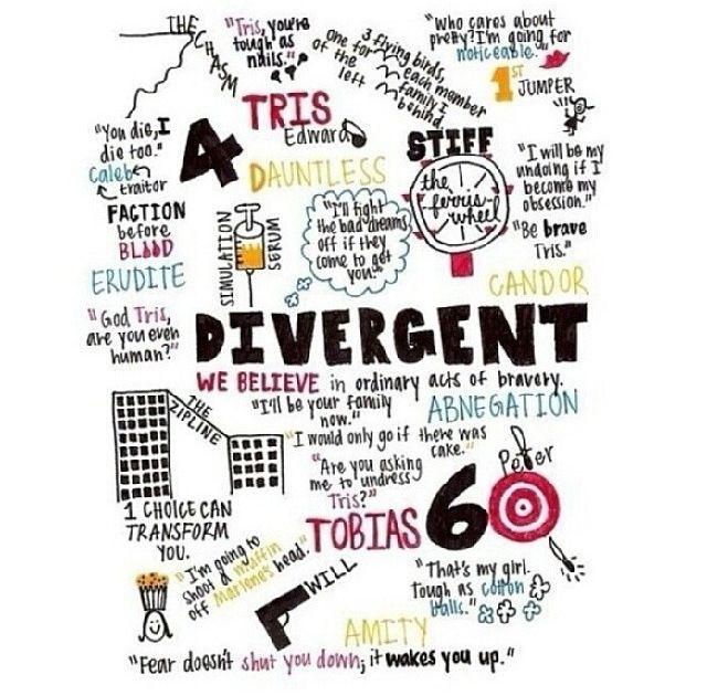 92 best Divergent images on Pinterest | Divergent ...