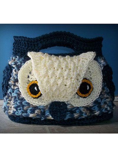 Majestic Owl Tote