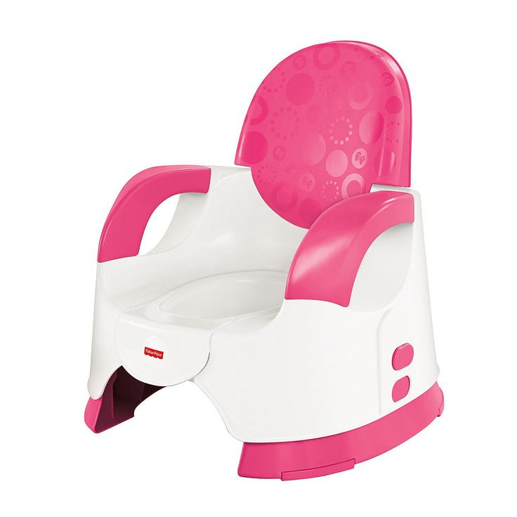 "Fisher-Price Custom Comfort Potty - Girl - Fisher-Price - Toys ""R"" Us"