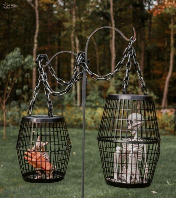 Creepy Halloween Decor Ideas