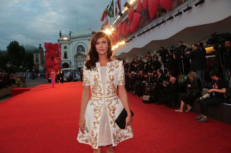 Anna Mouglalis at #Venice Film Festival 2014