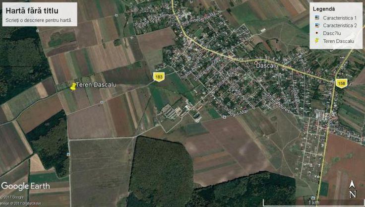 Top Advantage Imobiliar va prezinta un teren in com.Dascalu, Ilfov, Sat Varasti la 20 km de Bucuresti. Tarla 19,Parcela 75/2 – 5.000 mp,front stradal 13mTerenul este extravilan cu posibilitatea introducerii in intravilan.Mai multe detalii la telefon.  https://maxhome.ro/wp-content/uploads/2018/06/Anunturi_Imobiliare_gratuite_teren-dascalu.jpg     Mai multe detalii maxhome.ro