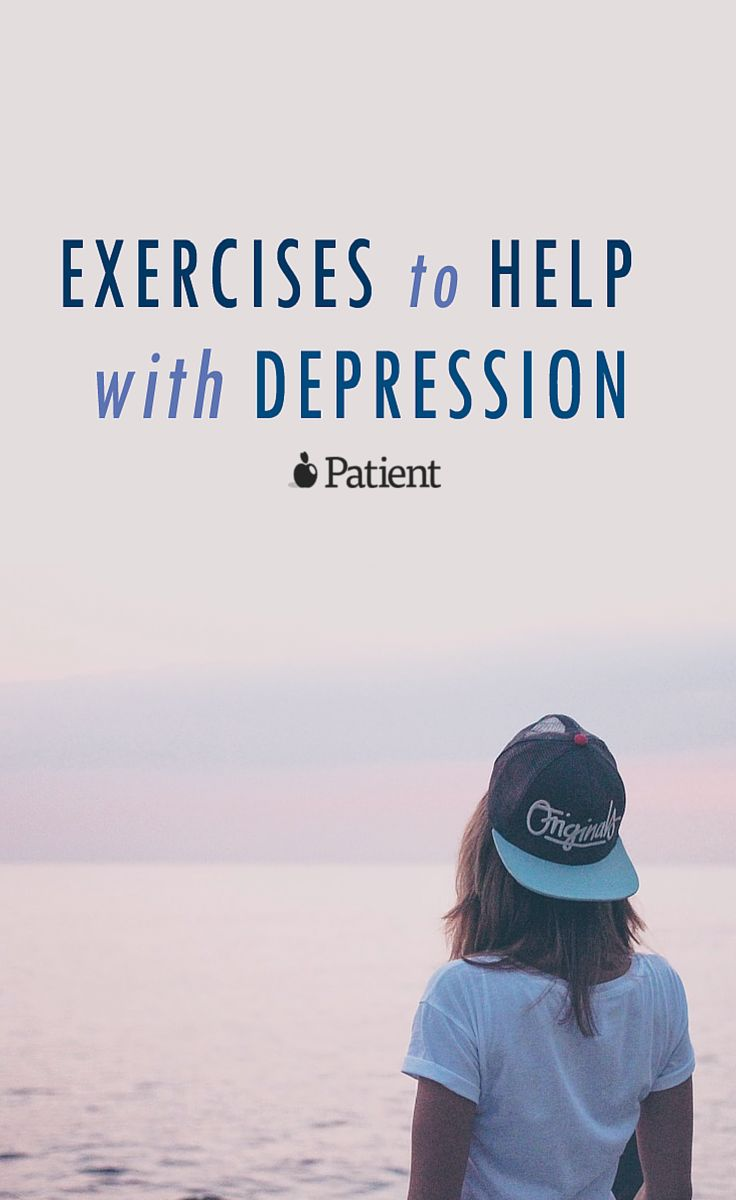 The Best Exercises to Help Deal with Depression  #anxiety #depression #fitness #workout #relief